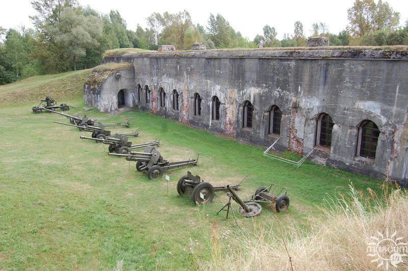 Артиллерийская площадка