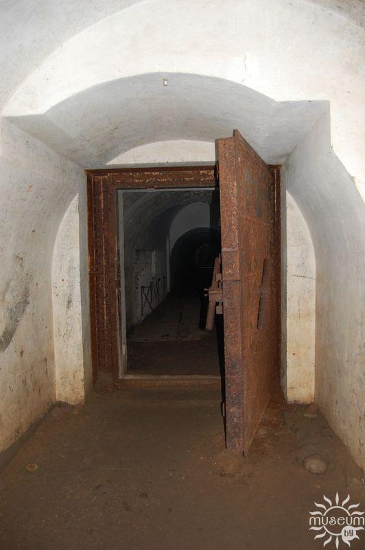 Бронированная дверь начала ХХ века